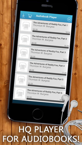 Audiobook Player: Pocket Edition
