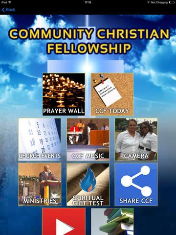 Community Christian Fellowship HD