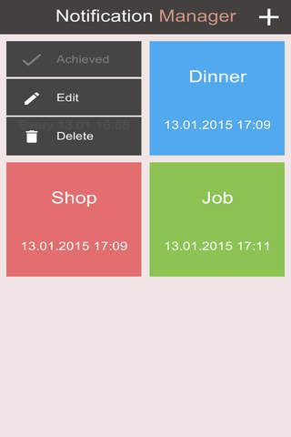 Notification Manager Pro screenshot 2