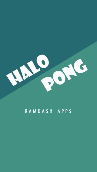 Halo Pong