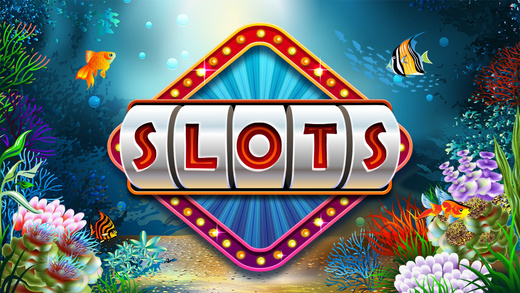Goldfish Aquarium Slots - Full Fist of Coins Lever Spins and Free Casino Games