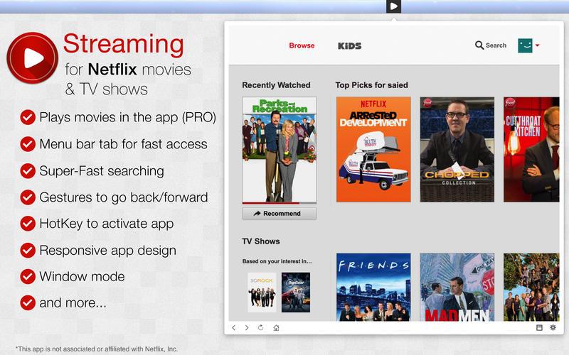 App Flix Pro Screenshot - 1