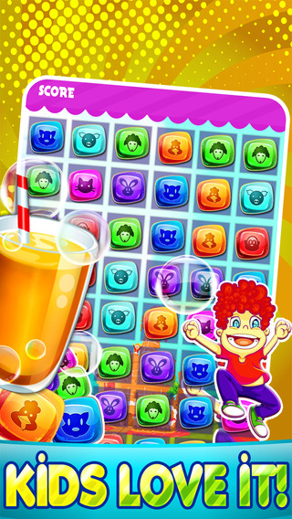 Candy Swap - match-3 puzzle game