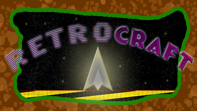 Retro Craft Asteroid Calamity