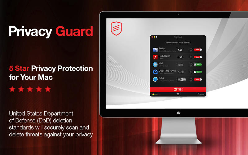 PrivacyGuard Screenshot - 1