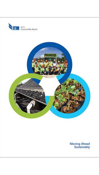 ITM 2013 Sustainability Report