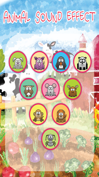 Animal Cool Sounds Puzzle