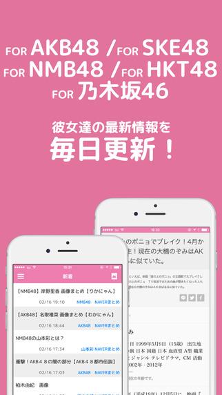ニュースまとめ for AKB