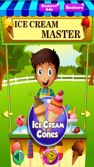Ice Cream Master - Jump To Sundae Dessert Maker