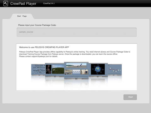 Crewpad Player