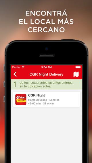 玩免費生活APP|下載CGR Night Delivery app不用錢|硬是要APP