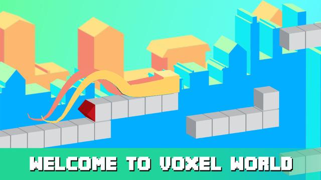 Voxel Dash