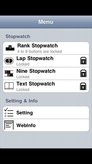 Stopwatch Suite Lite