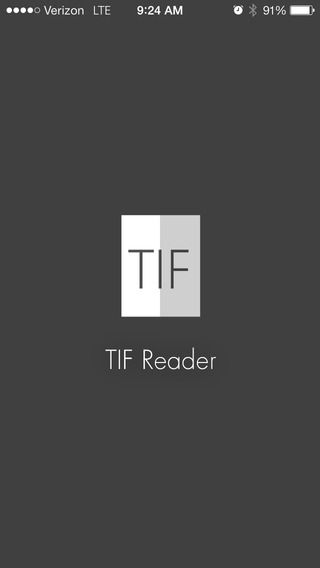 TIF Reader