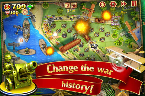 Toy Defense – strategy app screenshot