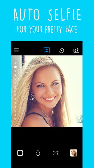 BrightCam - selfie camera and photo editor