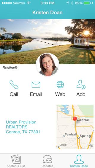 Kristen Doan - Urban Provision Realtors Conroe Real Estate