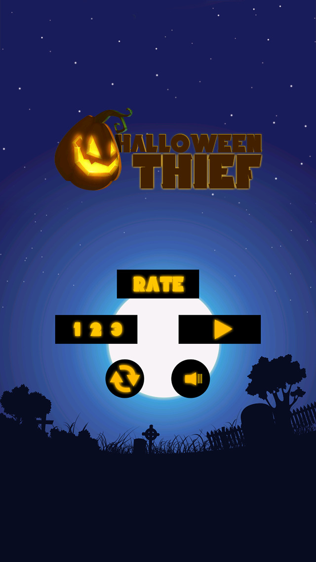 Halloween Thief - Buzz Fear Path