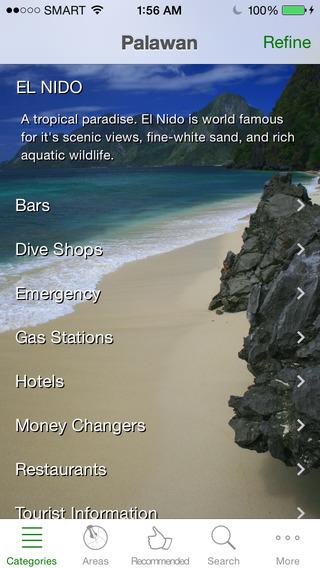 Palawan Travel App