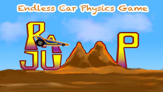 Ramp Jump - Endless Car Physics Game