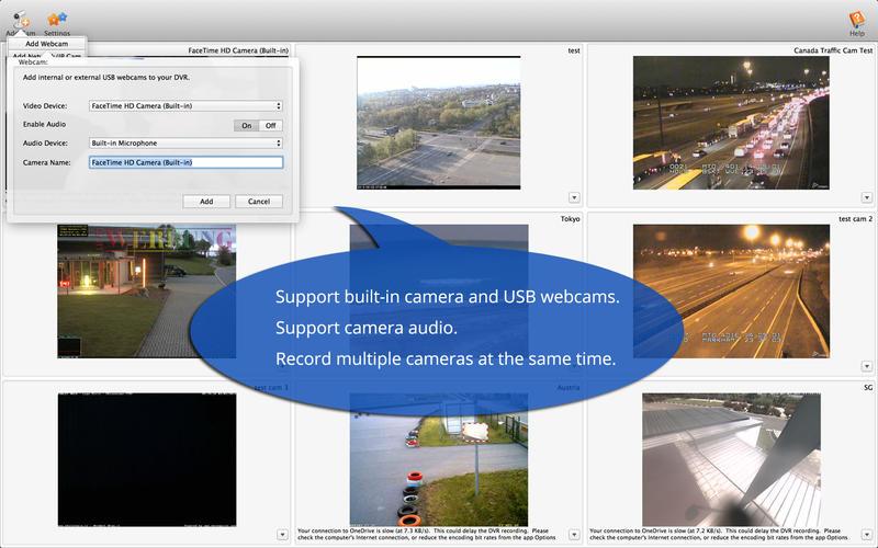 DVR.Webcam Screenshot - 2