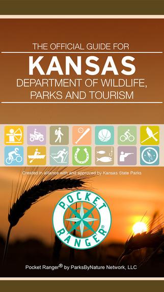 Kansas Wildlife Parks Tourism Guide- Pocket Ranger®