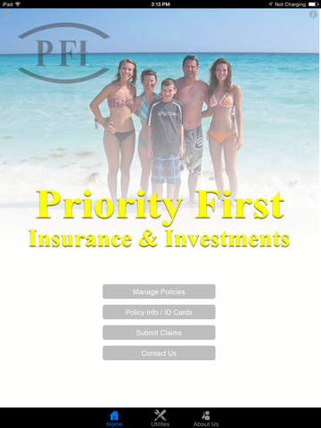 Priority First Insurance HD screenshot 1