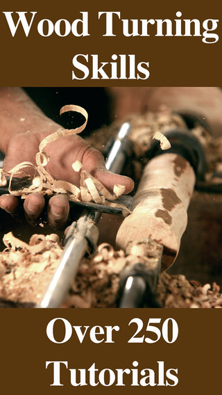 Wood Turning Skills