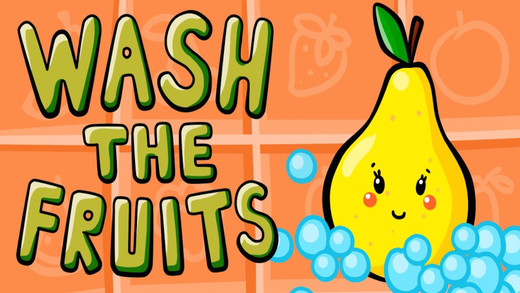 Wash The Fruits