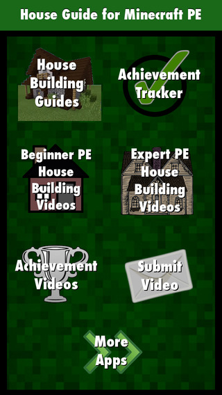 House Guide for Minecraft Pocket Edition