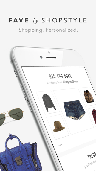 Fave by ShopStyle: Shopping. Personalized.