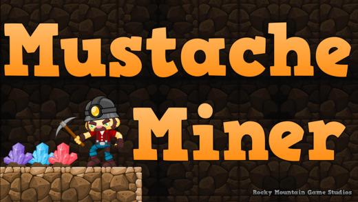 Mustache Miner