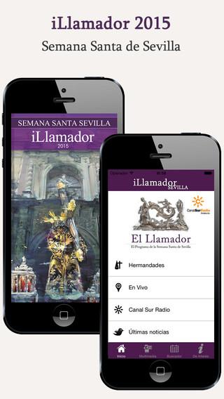 Semana Santa de Sevilla iLlamador