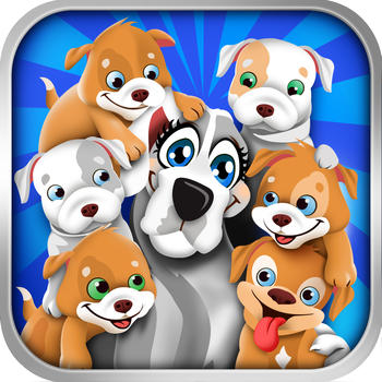 Puppy Mommy's New Born Babies Salon - My Pet Baby Doctor! 遊戲 App LOGO-硬是要APP