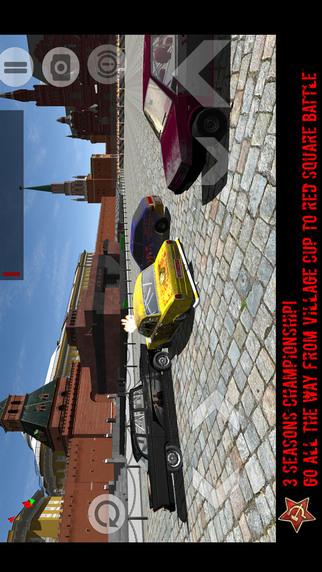 Russian Derby Racing Destruction