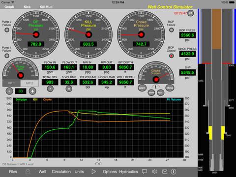 Well Control Simulator HD