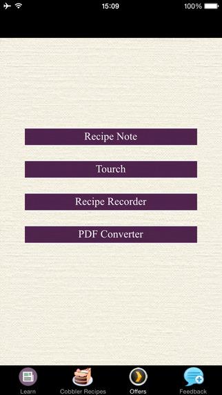 Tasty Cobbler Recipes - Apple Cake