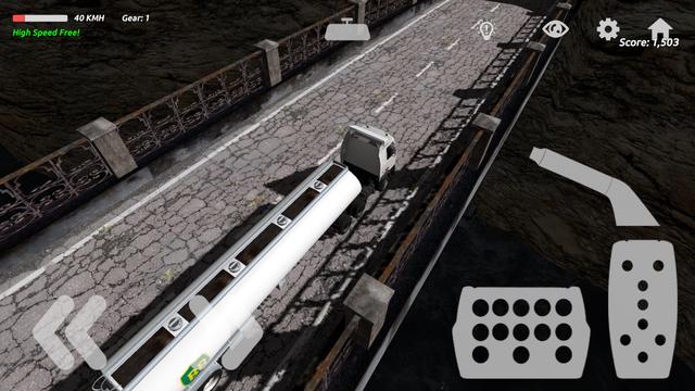 TIR Simulation Race II 3D : Long way