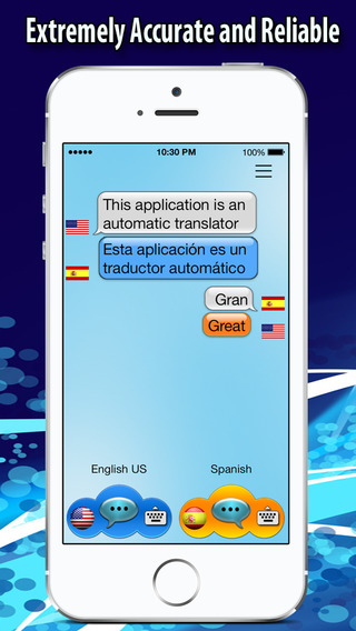 Voice Translator Free - Mobile Dictionary Translation Helper