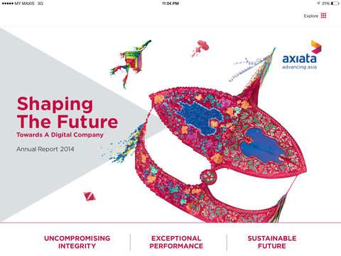 Axiata Annual Report 2014