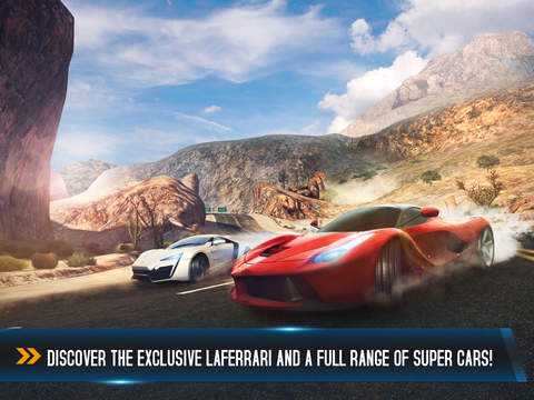 Screenshot #1 for Asphalt 8: Airborne
