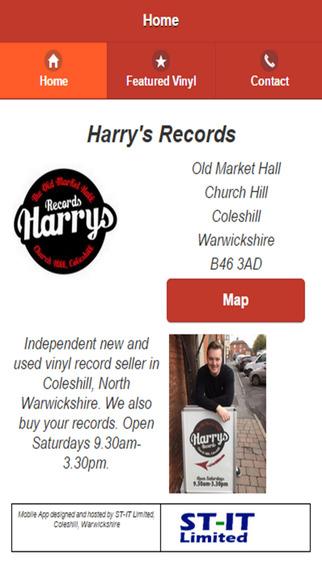 Harry's Records