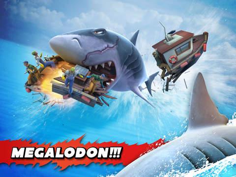 Screenshot #2 for Hungry Shark Evolution