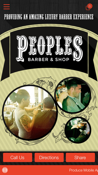 Peoples Barber Shop