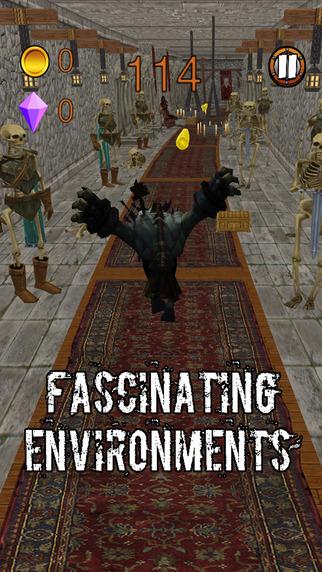 Subway Temple Spirit Run - Infinite Action Castle Monsters Racer 3D