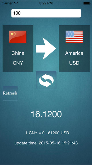 Real-time currency exchange