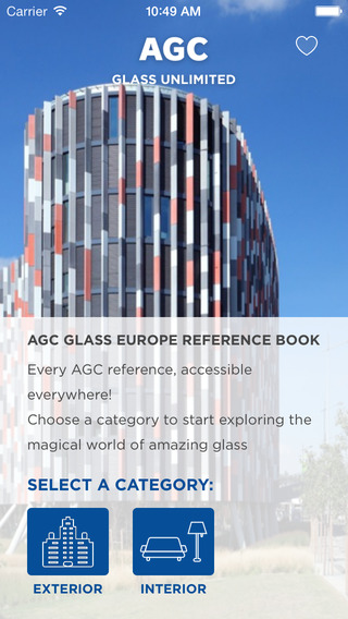 Glass Architecture by AGC