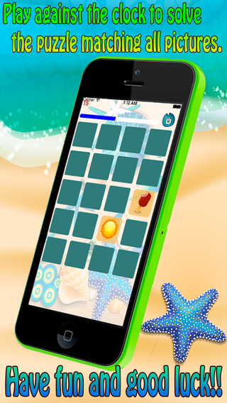 A Adorable Summer Paradise Puzzle Game