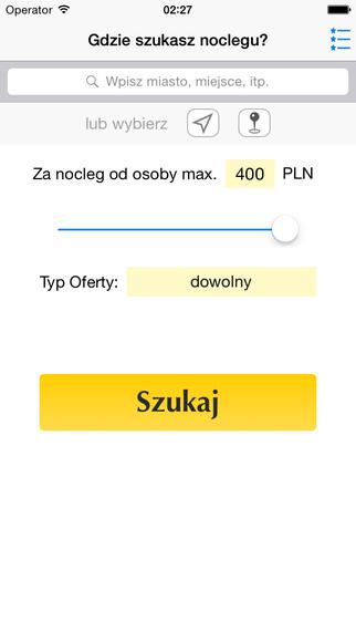Noclegi Hotele w Polsce