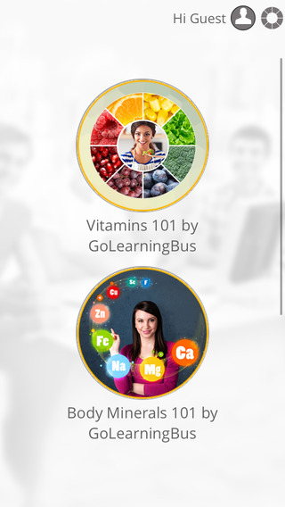 Vitamins Minerals and Weight Management by GoLearningBus